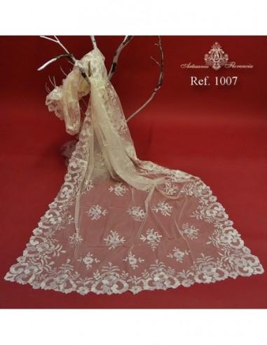 Mantilla Rectangular 1007