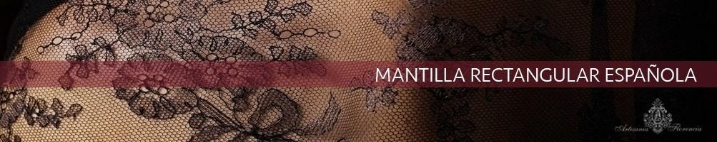 Mantilla Recta